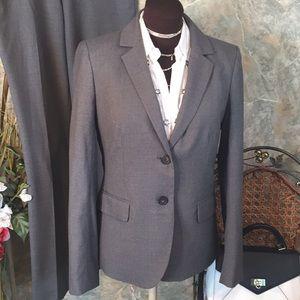 J crew 🌹2 piece suit jacket blazer & pants